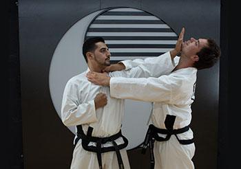 Kampfsport Selbstverteidigung